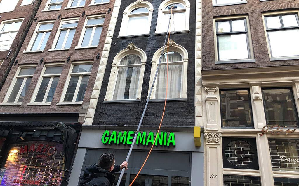 Telebewassing Amsterdam